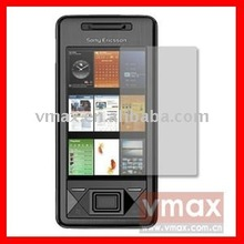 Mobile phone screen protection for Sony Ericsson x1