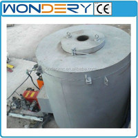 High Quality Fuel Gas Melting Furnace