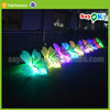 led inflatabl flowers wedding stage decoration china