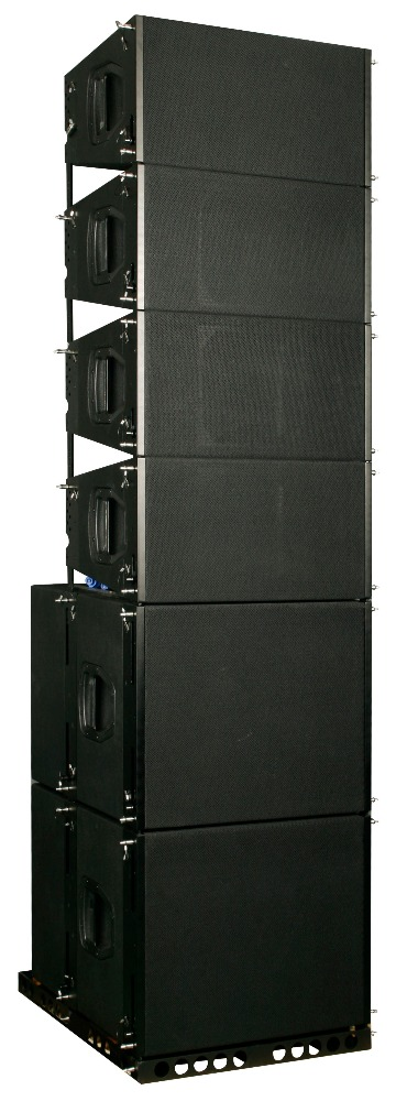 <strong>Q1</strong> copy double 10 inch line array speaker for outdoor performance