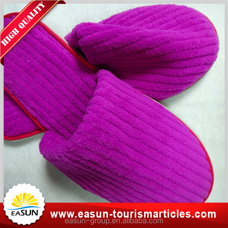 Best-selling products 3mm-5mm Inner Sponge hotel guest eva disposable slippers