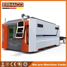 Hot sale China closed fiber laser metal cutting machine BCL- FC