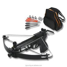 2A multifunctional four use pistol crossbow
