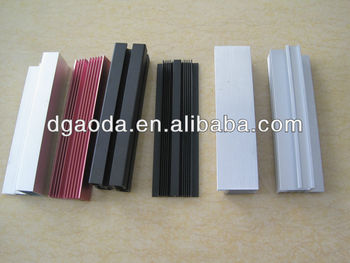 aluminium profile for polycarbonate sheet buy aluminium. Black Bedroom Furniture Sets. Home Design Ideas