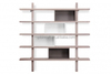 discount product wooden wall shelf