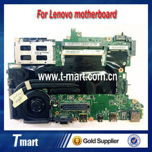 Original laptop motherboard 04Y1760 for Lenovo T430S with CPU i5-3320M Win8 in good condition all fully Tested working well