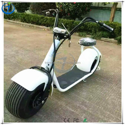 Rent scooter of citycoco 1000w with bluetooth