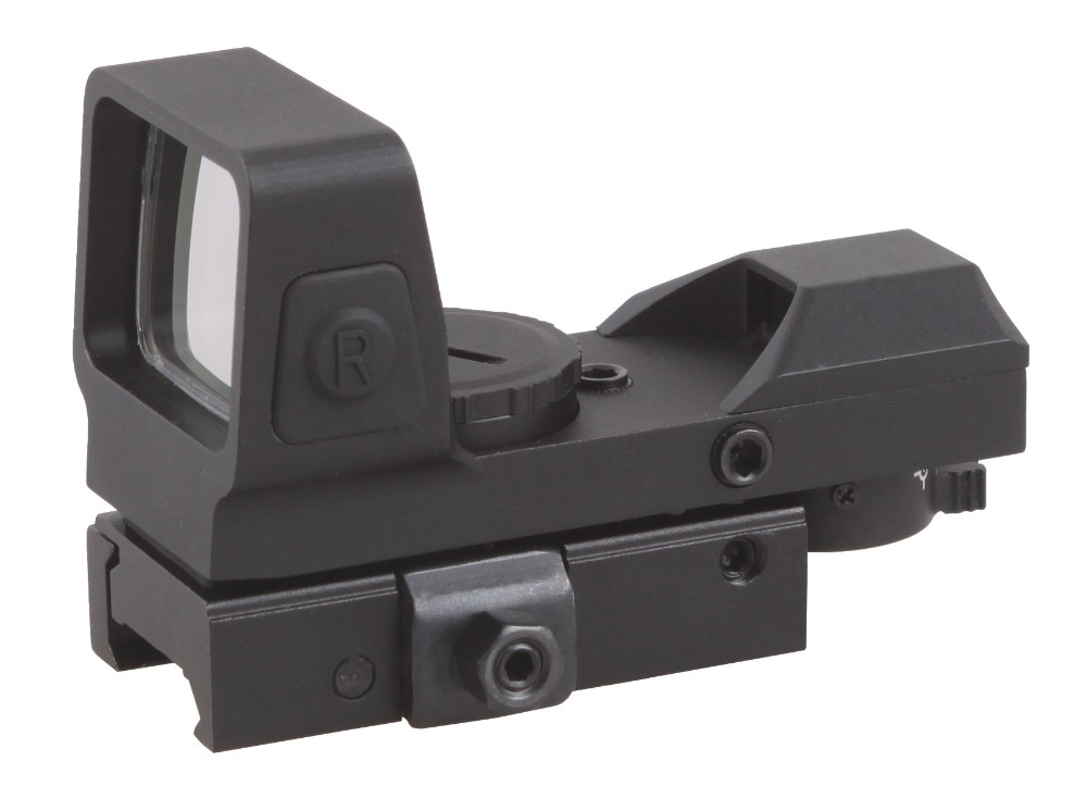 Vector Optics Tactical Multi Reticles Reflex Sights w/ QD Mount Sable 1x25x34 Green Red Dot Sight China Scope