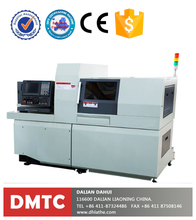 High quality Swiss type twin spindle chucker cnc lathe SZ-206E