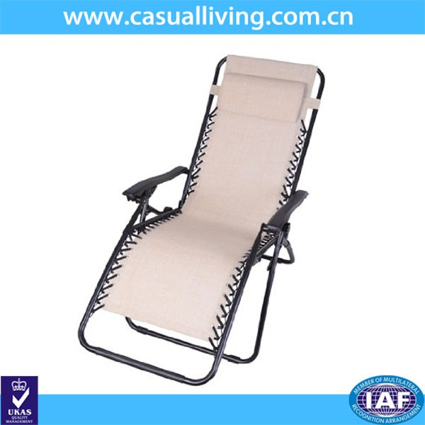 folding outdoor leisure beach chair,lounge outdoor chairs