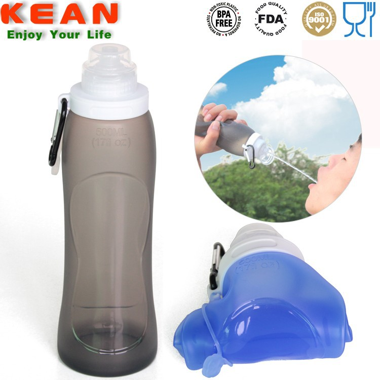 silicone travel tube rotating outdoor security camera