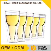 Wholesale Diswasher Safe Handmade Pyrex Cup Glass Drinking