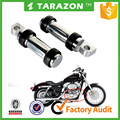Aluminum Alloy Rider Passenger Foot Pegs For Harley Davidson Sportster Dyna Softails