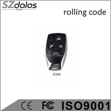 Factory price with Variable Code HCS300/301 433.92 mhz Compatible With Peccinin Remote