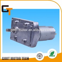 Brand new 100 rpm dc geared motor 6v with high quality
