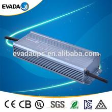 Free shipping 300W 30-42v POWER SUPPLY CUF-300-750-FE04 led driver testing equipment for led street light