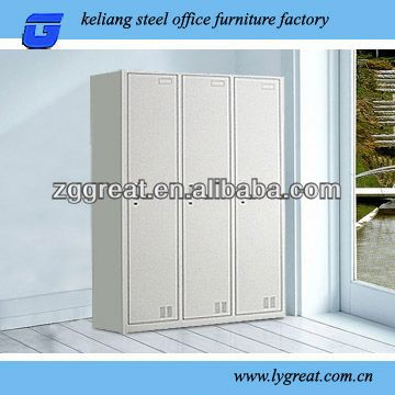 steel canvas folding wardrobe