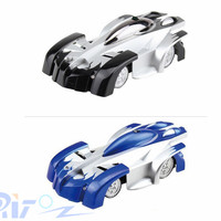 Mini RC Wall Climber Car Remote Control Climbing Car Spiderman Anti Zero Gravity RC Electric Radio Car Toy Best Children Gift