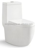 KS-3039 vitreous china one piece man toilet