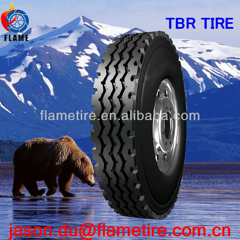 13R22.5 CST56 China chengshan truck tire