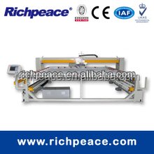 Richpeace 1:1 Unique Design Single Head Quilting Machine Popular Model 2526 at speed 2500rpm