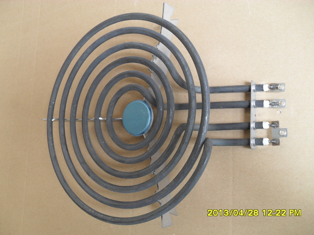 custom made electric parts for electric fireplace heater