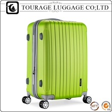 Decent Luxury Plastic 24 Lady Hard Prodigy Luggage