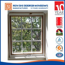 Customized aluminum awning windows