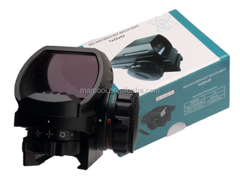 Red & Green Dot Reflex Sight 1x22x33 HD-103