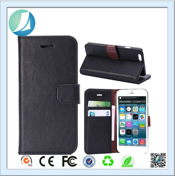 High quality retro leather mobile phone case for apple iphone 6 plus 64gb