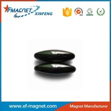 Bullet Shaped Neodymium Magnet For Toy With High Gauss