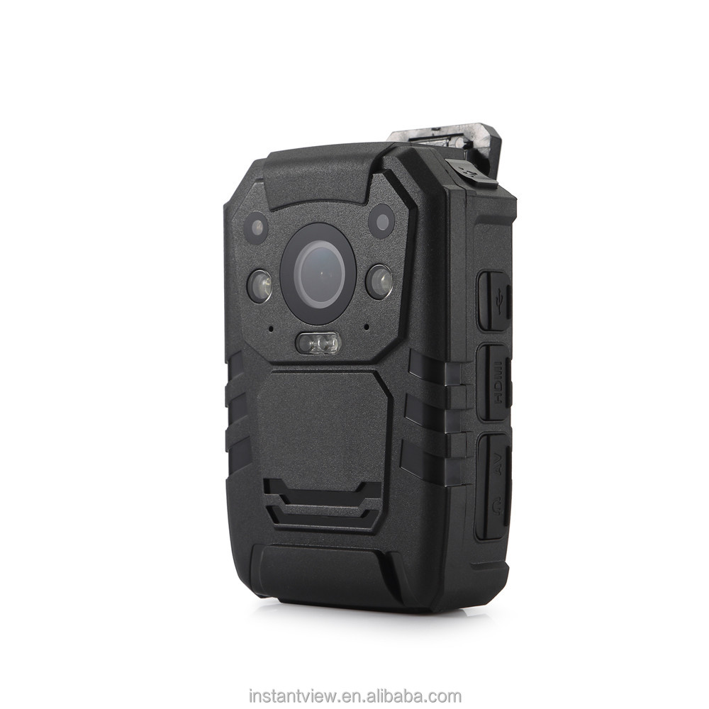 INSTANT I827 Long Time Recording Night Vision Infrared Wireless Wifi/4G Police Camera Support Streaming Live video