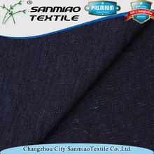 2016 most popular Cotton Denim Fabric With Slub With Good Quality