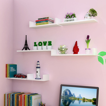 Free Sample Black U Shaped Wall Storage <strong>Shelves</strong> Sets