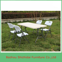 183cm Hdpe 6ft Banquet Cheap Plastic Folding Table SD-183F