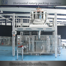Automatic beef jerky zipper bag packing machine