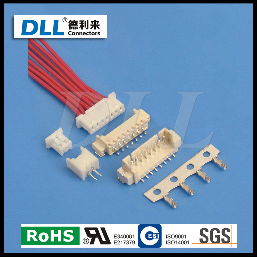 equivalent molex 53398 53398-1171 53398-1271 53398-1371 53398-1471 53398-1571 1.25 pitch pin female header Connector