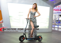 2016 new china manufacturer Best seling foldable folding electric mini portable scooter for adult