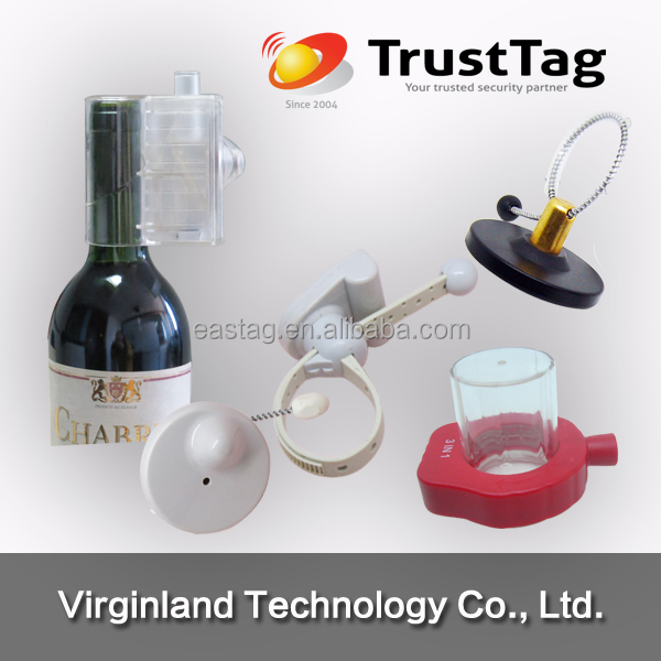 Eas Tag Retail Security Tag Clothing Alarm Tag