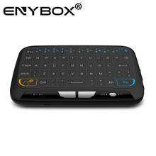 hight quanlity mini keyboard h18 hotkeys laptop keyboard custom with 2.4ghz wireless