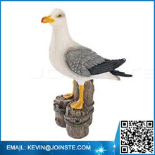 Custom resin seagulls,decorative seagulls,ceramic seagulls