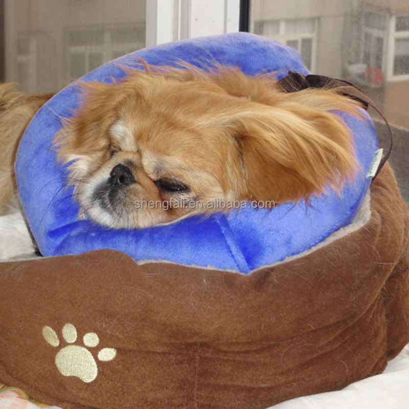 Pet product inflatable e collar dog proteftive collar