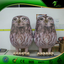 3m Inflatable Owl Birds For Sale/ Customize Outdoor Decoration Inflatable Eagle For Advertising