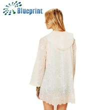 Newly Fashion Design Wholesale Outdoor Plastic Raincoat For Women
