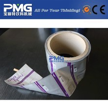 PVC Waterproof Transparent Product Label / Roll Shrink Sleeve Printing Roll Label