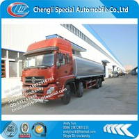 Dongfeng 8x4 heavy duty truck fuel tanks