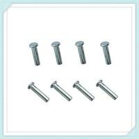 flat head solid rivet aluminum blind rivet lathing rivet