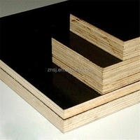 Hot sale construction film faced plywood/Poplar plywood ZNSJ