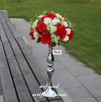 RLF1601 WEFOUND Big flower head and pillars for wedding occasion road lead flower