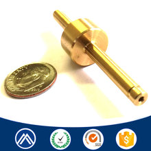 CNC turning parts of brass product and copper metal made in China